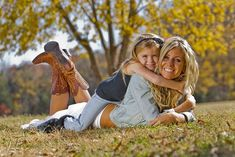 I wish i had a picture like this before my   baby got to be my size.....Mother Daughter by Walter G. Arce, via   Flickr