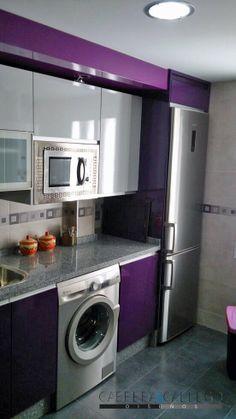 1000 images about cocinas montadas on pinterest puertas - Ver cocinas montadas ...
