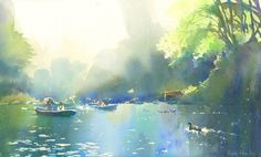 Art Of Watercolor: March 2012
