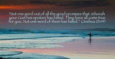 Joshua 25:14