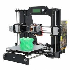 Geeetech Prusa I3 X 3D Printer DIY Kit Full Acrylic Frame
