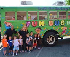 32 Best Fun Bus Fitness Images Exercise For Kids Fun
