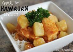 Crock Pot Hawaiian Chicken | chef in training