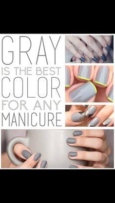 Cute nail tip