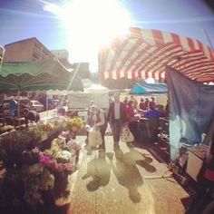 Notting Hill Gate Farmers' Market