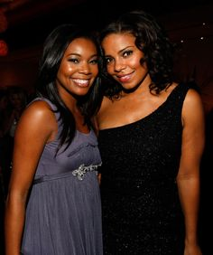 Gabrielle Union Photos Photos - Actresses Gabrielle Union and Garcelle Beauvais attend the HFPA Salute To Young Hollywood Party held at Nobu on December 17, 2008 in Los Angeles, California.  (Photo by Michael Buckner/Getty Images) * Local Caption * Gabrielle Union;Garcelle Beauvais - Golden Globe Salute To Young Hollywood