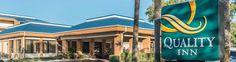 Hotel Quality Inn em Orlando, na International Drive - Bom e bem Localizado!