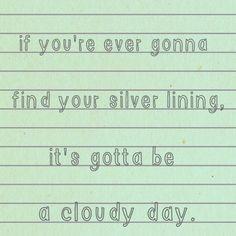 """""""Silver Lining,"""" Kacey Musgraves lyrics"""