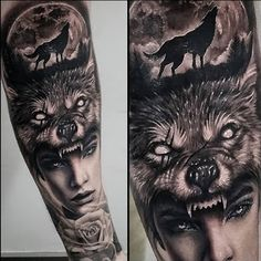Tattoo by Beny Pearce