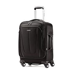 Samsonite Silhouette Sphere 2 Softside 21 Inch Spinner Black One Size -- For more information, visit image link.Note:It is affiliate link to Amazon.