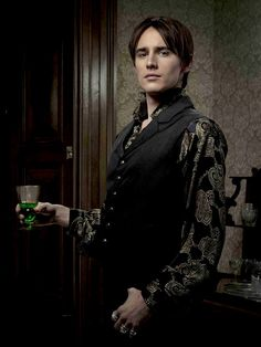 Dorian Gray (Reeve Carney) Penny Dreadful Season 2 promotional photo