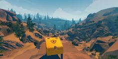 firewatch game - Google Search