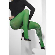 Sexy & elegant in een verleidelijke groene glitterpanty! ♡Fever #pinlingerie #amazinglook