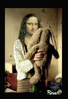 Real Mona Lisa, Mona Lisa Smile, Mona Friends, La Madone, Missing Child, Famous Women, Girl Face, Paper, Brutally Honest