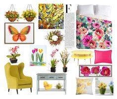 """""""Senza titolo #5998"""" by waikiki24 on Polyvore featuring interior, interiors, interior design, Casa, home decor, interior decorating, Nicki Minaj, JCPenney Home, M&Co e Grandin Road"""
