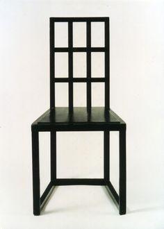 Josef Hoffmann - geometric forms