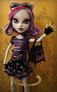 My first Monster High Doll!