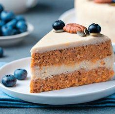Mrkvová torta   Recepty.sk