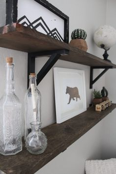 Woodland shelving go