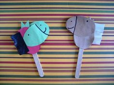 Learning about Chinese New Year? 2014 is going to be the Year of the Horse, so try your hand at these popsicle stick horses made with shapes!