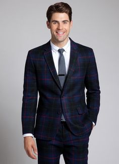 Pretty sure I'm going to have to get this. - @Bonobos Tannenbaum Suit - $676