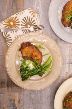 This recipe for oven-roasted brown sugar chicken is sure to become a family favorite.
