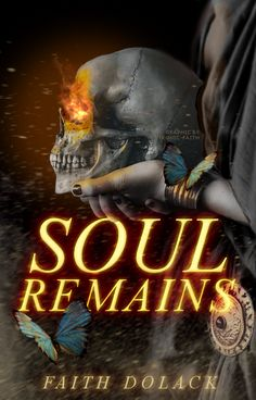 Also for my book Soul Remains