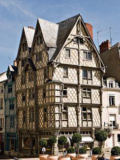 Angers, Pays de la Loire