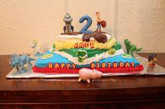 Jack's 2nd birthday 2014