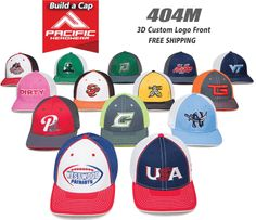b65047d14a4e9 59 Best 404M Trucker Mesh Hat by Pacific Headwear images