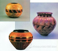 Bowl - Segmented Woodturning Plans - Woodturning Projects and Techniques | WoodArchivist.com
