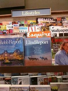 """As you make your way through the airport for business or pleasure, be sure to pick up the latest copy of """"The Land Report"""" magazine. Always looking to share our love of #land and introduce folks to its many benefits, """"The Magazine of the American Landowner,"""" is available at newsstands in major national air travel hubs, including Denver International Airport, Dallas/Fort Worth International Airport and Dallas Love Field Airport, and Houston Hobby. Safe travels!"""