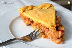 #RECETAS_en_ESPAÑOL / Para los carnívoros: Empanada Gallega de pollo, bacon y chorizo » Blog Appétit! http://blogs.libertaddigital.com/blog-appetit/para-los-carnivoros-empanada-gallega-de-pollo-bacon-y-chorizo/