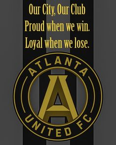Atlanta United Fc, Mercedes Benz, Pride, Soccer, Happiness, The Unit, Sports, Style, Hs Sports