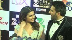 Zee Cine Award 2016 |  Ranveer Singh, Pariniti Chopra,  Radhika Aapte