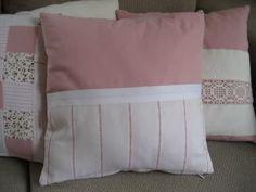 Vetoketjullisen tyynynpäällisen ompeluohje