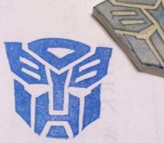 Autobot Stamp