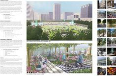 PWP Landscape Architecture with BRV and Allied Works Architecture (Courtesy Pershing Square Renew)