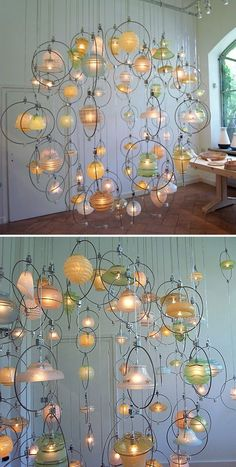 Piet Hein Eek Chandelier by { designvagabond } on Flickr