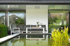 Tuinmeubelen voor een strakke tuin - Toulouse loungeset - www.hartman.nl