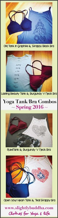 Some of Our Favorite Tank & Bra Combos for 2016