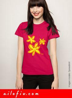 """Spring"" t-shirt by ailofiu tees"