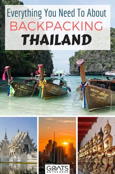 Best Travel Guide To Thailand | South East Asia Travel Tips | #backpacking #thailand #travelcosts #thailandcosts #southeastasia #seasia #traveltips #bestintravel #travelmore #travelon #backpackingthailand #thailandguide