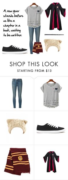 """""""Reserve Seeker ~ Kaitlin Marsh (First Year)"""" by angel-mae-dreams ❤ liked on Polyvore featuring Frame and Forever 21"""