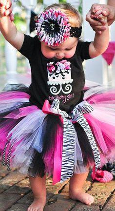 Zebra 1st Birthday Onesie Tutu Outfit FREE Hair Bow 49.99 http://www.ebay.com/itm/Zebra-1st-Birthday-Onesie-Tutu-Outfit-FREE-Hair-Bow-Personalize-/251875499816?ssPageName=STRK:MESE:IT