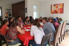 Family lunch at Enrique and Tere's house June, 2013