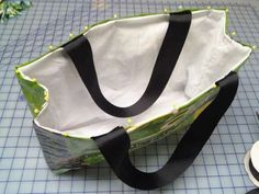 recycled feed bags