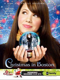 affiche du film Les amoureux de Noël (TV)
