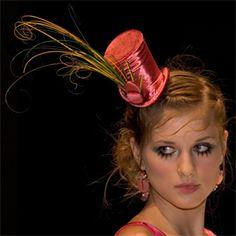 Deanna Gibbons Millinery - teeny tiny top hat