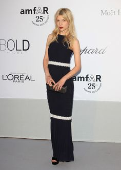 Clémence Poésy in Chanel.